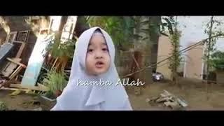 Ya Nabi Salam Alaika | Naat | By Little Cute Girl