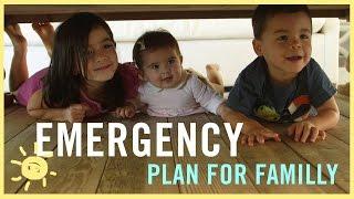 TIPS   Emergency Planning for Family