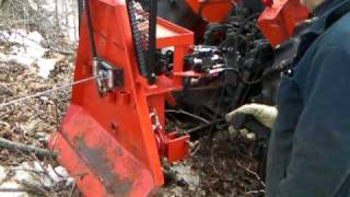 Attaching Norse Winch to Farm Tractor 3 Point Hitch - Most Popular