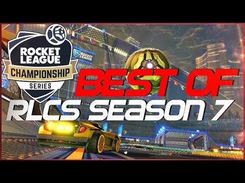 BEST OF ROCKET LEAGUE RLCS S7 WORLD CHAMPIONSHIP!