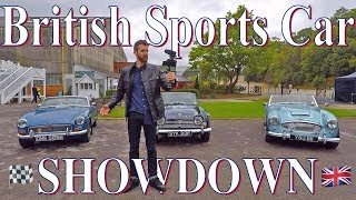 British Car Showdown!