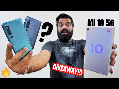 Xiaomi Mi 10 Unboxing & First Look - The Real Flagship Killer??? Giveaway #108MPisHere🔥🔥🔥