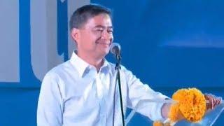 'อภิสิทธิ์' ตอบกลับ 'สุริยะ' ไม่เคยร่วมมือเพื่อไทยและนายทักษิณ