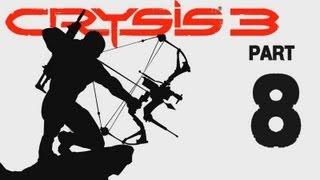 ► Crysis 3   #8   Archanděl   CZ Lets Play / Gameplay [HD] [PC]