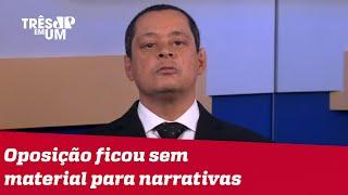 Jorge Serrão: Depoimento de Roberto Dias na CPI deixou clara falta de corrupção