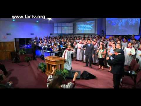 """""""I Am With You""""   The  Apostolic Connection with Pastor Kenneth Carpenter"""