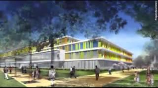 preview picture of video 'Centre Hospitalier de Roanne'
