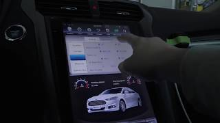ford edge tesla unit - Free video search site - Findclip