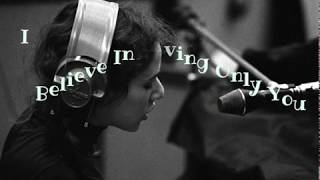 I Believe In Loving You (Letra)