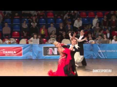 Иванов Алексей - Фирсова Ирина, F Viennese Waltz