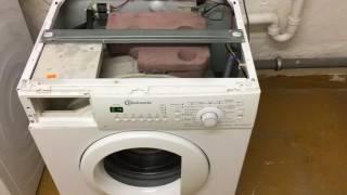 Hervorragend Meine Waschmaschine ist beim schleudern so laut als wären Steine XP48