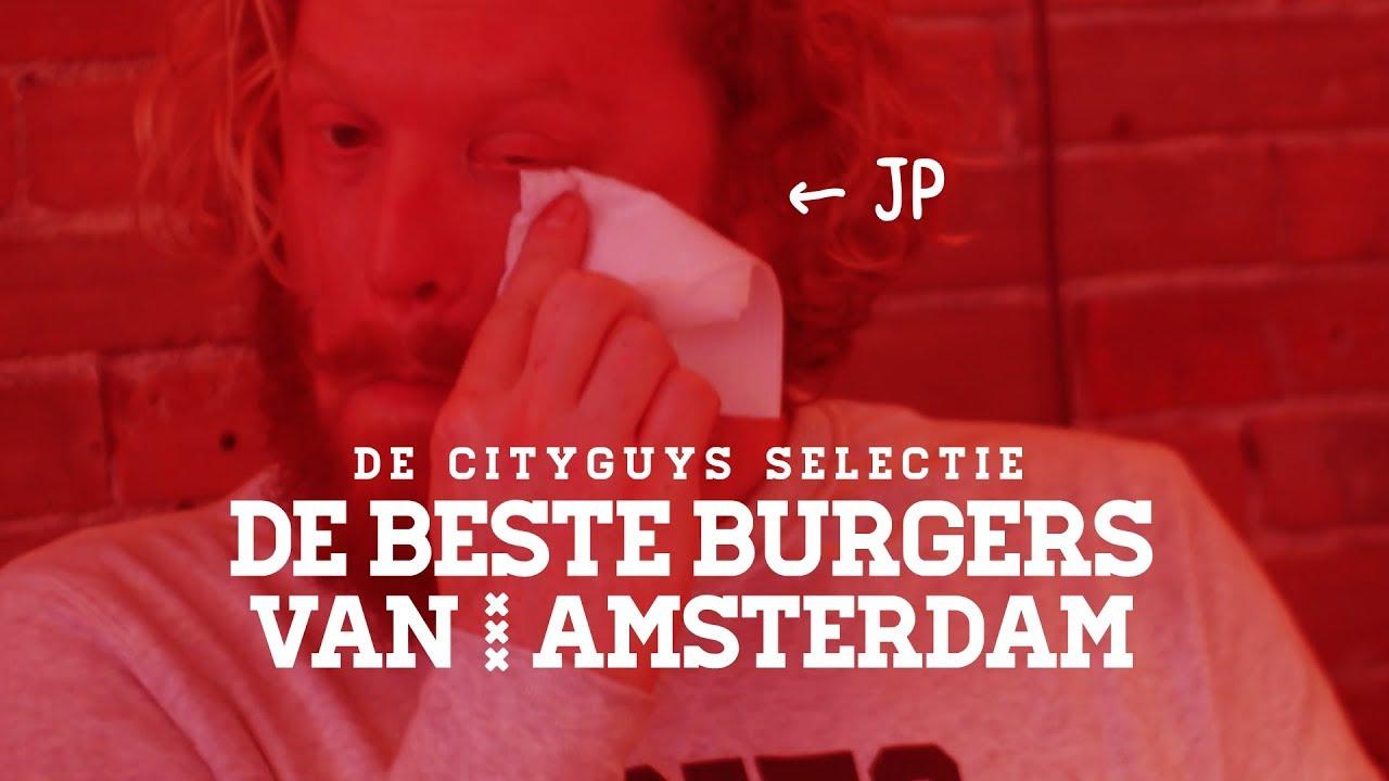 De Cityguys Selectie: De beste hamburgers van Amsterdam