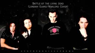Synthphonia Suprema - Battle of the living dead (Lordian Guard/Warlord cover)