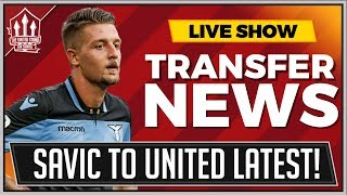 Mourinho Wants Milinkovic-Savic Transfer! Man Utd Transfer News