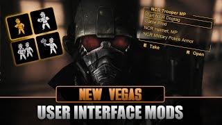 New Vegas User Interface Mods