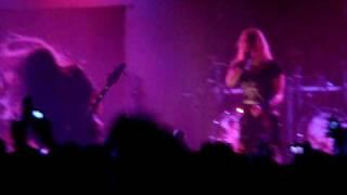Arch Enemy- Silent Wars @ Nokia Theatre, NYC, Jan 22, 2010