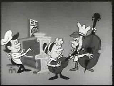 snap crackle pop old rice krispies commercial