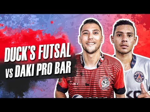 Duck's Futsal X Daki Pro Bar FS - Final Copa RC Eventos 2018