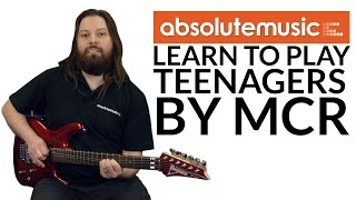 Learn to Play Guitar: Teenagers by MCR