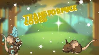 TRANSFORMICE CODES!!!