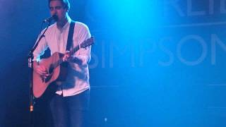 CHARLIE SIMPSON - WOULD YOU LOVE ME ANY LESS?  The Rescue Rooms Nottingham 01/02/15