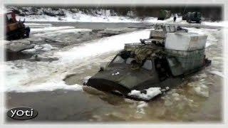 Extreme off-road vehicles of Siberia (Prt 3)