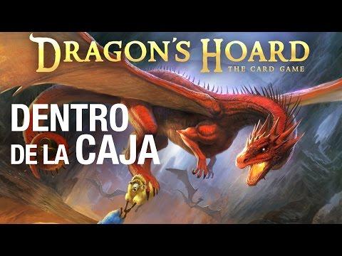 Dragon's Hoard (Kickstarter), dentro de la caja
