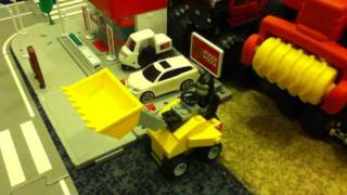 preview picture of video 'Marvelious Story - Legoland plus with Tomica'