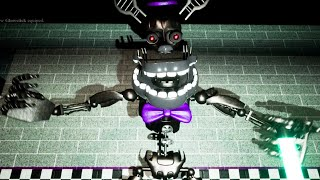 TRAPPED IN A BUNKER HUNTED BY PROTOTYPE FREDBEAR.... | FNAF Five Nights at Fredbears 2