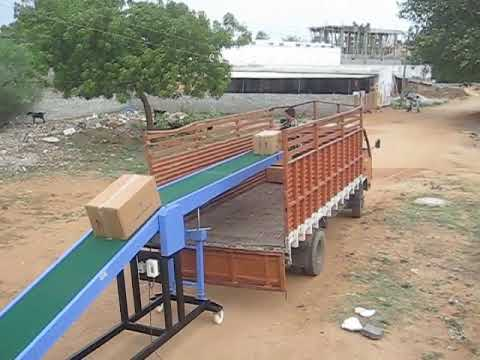 Bag Loading Conveyor System