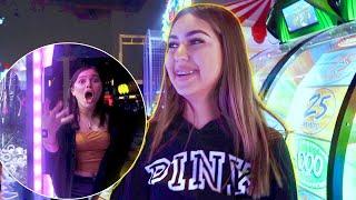 Nikki V. Hit The Jackpot!!! The Kids Had A Blast!