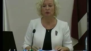 Carnikavas novada domes sēde 21.11.2018