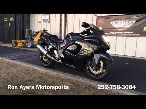 2008 Suzuki Hayabusa in Greenville, North Carolina - Video 1