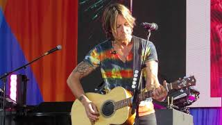"Keith Urban ""We Were"" (Acoustic) Live At Good Morning America"