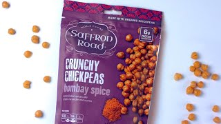 Bombay Spice Crunchy Chickpeas
