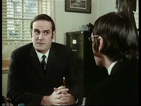 Löwenbändiger Monty Python