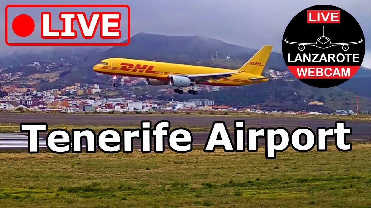 Tenerife - Põhjalennujaam