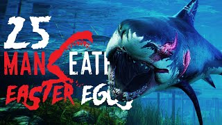 MANEATER - 25 Easter Eggs, Secrets & References