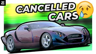 Top 10 Best Cancelled Cars (Never made Concept Cars)