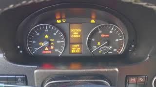 2007 Dodge-Mercedes Sprinter 2500 MAF Problem - Самые лучшие видео