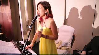 Mrs. Robinson Live -Dance Floor section 'Marvin Gaye' Cover