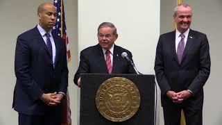 Menendez Discusses GOP Tax Scam Bill