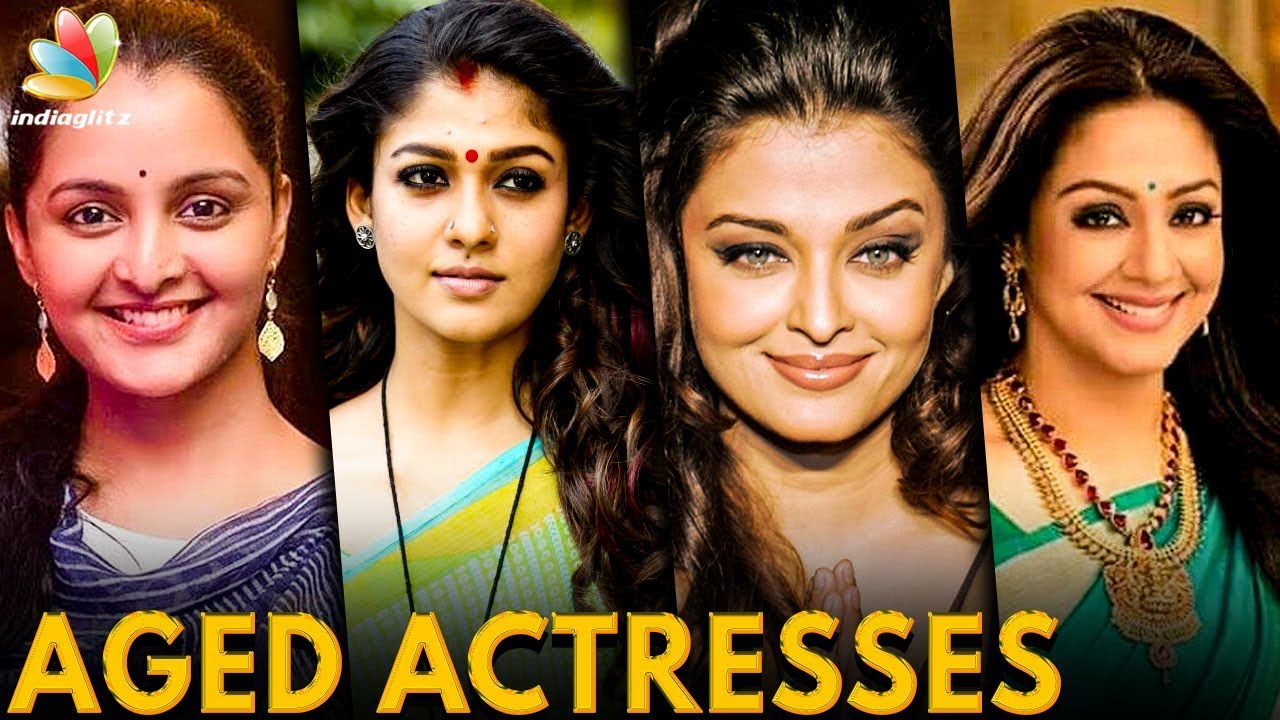 FV-Actresses who Dated Younger Heroes | Nayanthara, Jyothika | Hot Tamil Cinema News