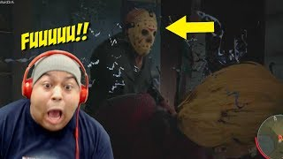 I RISKED MY LIFE FOR PUH!! [FRIDAY THE 13TH: THE GAME]