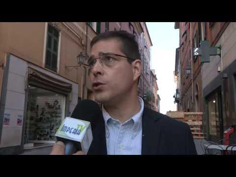 L'ON. DANIELE CAPEZZONE PRESENTA 'BREXIT – LA SFIDA' ALLA FIERA DEL LIBRO DI IMPERIA