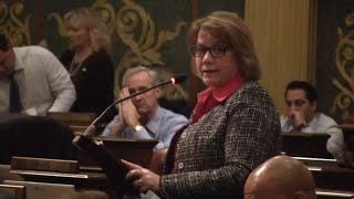 Rep. Christine Greig Fights GOP Attack on Women's Health Care