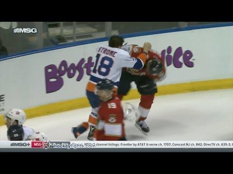 Jussi Jokinen vs. Ryan Strome