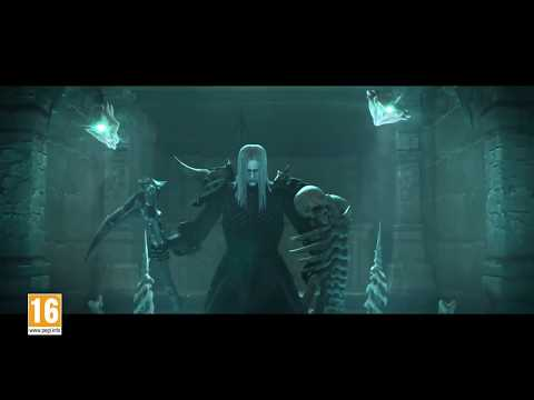 Видео № 1 из игры Diablo III (3) Eternal Collection [PS4]