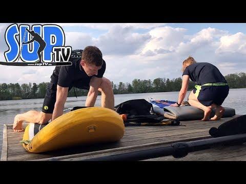VOR- und NACHTEILE von aufblasbaren Stand Up Paddle Boards (iSUP-Boards)