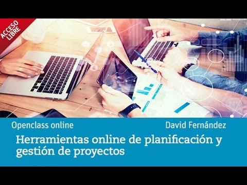 Herramientas online de planificación y gestión de proyectos | UNIR OPENCLASS